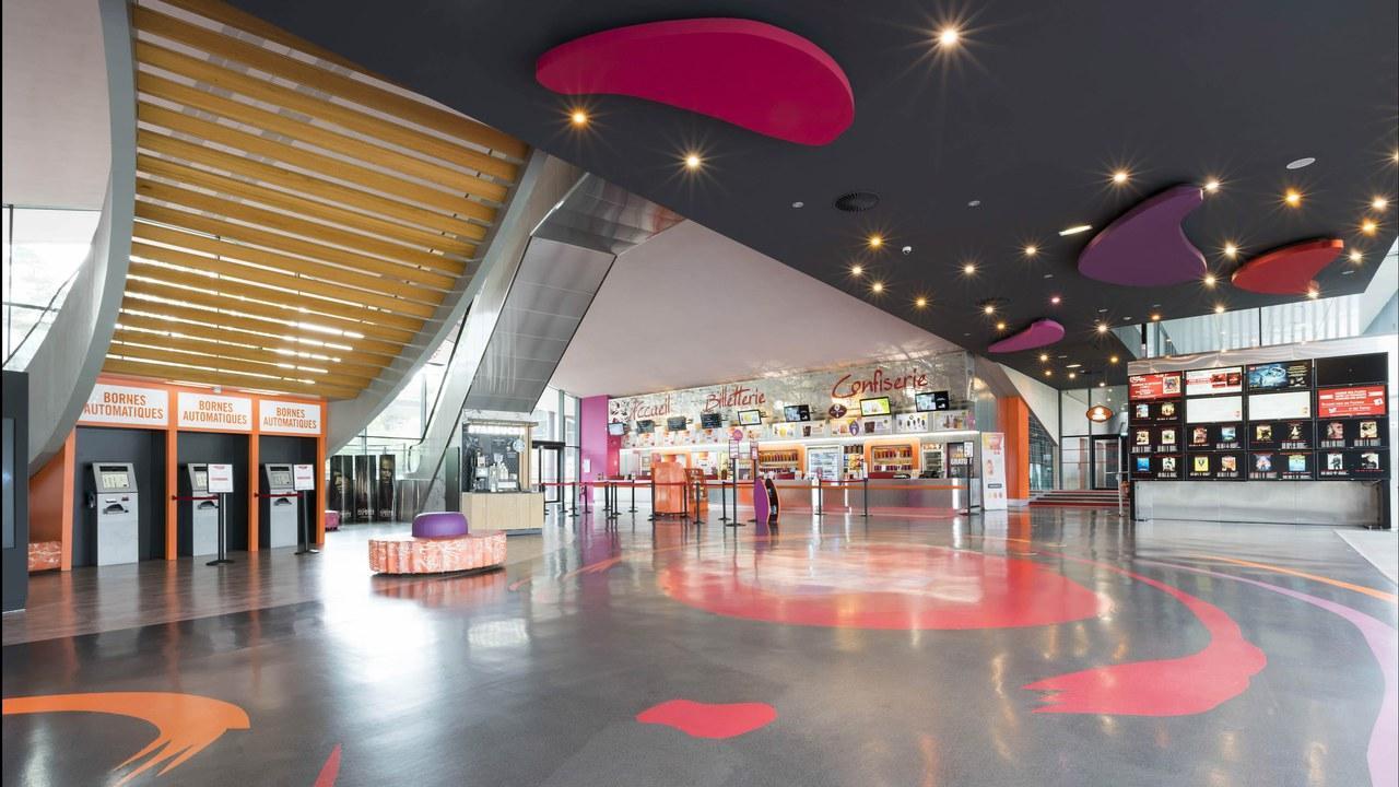 Gaumont Pathé Rennes