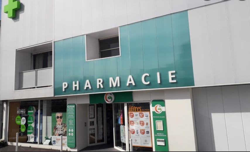 Grande Pharmacie De Coueron Couëron