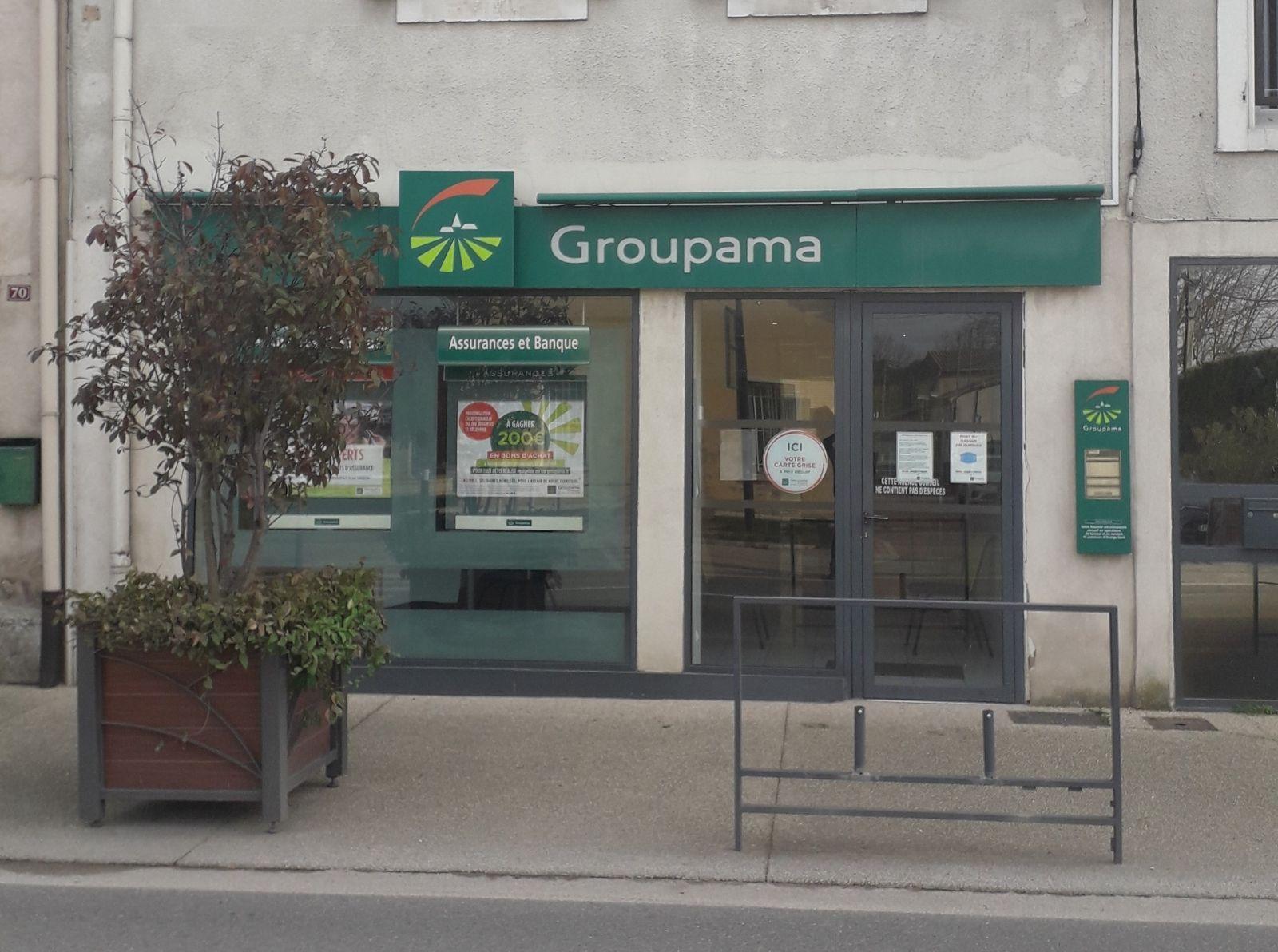 Groupama Plan D'orgon
