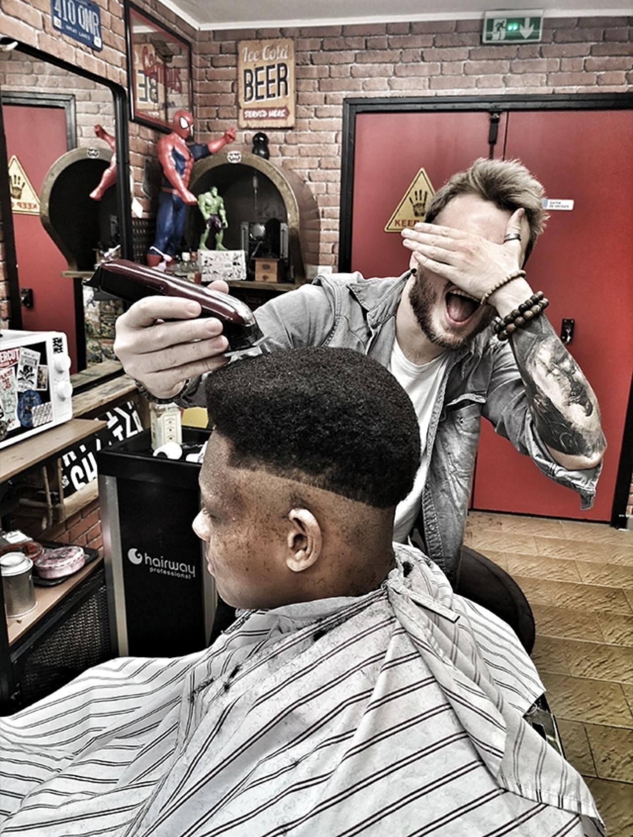 Homme Pur Barber Shop La Garde