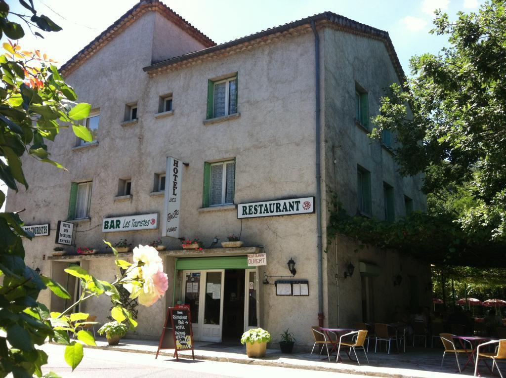 Hôtel Restaurant Des Touristes Sarl Vallon Pont D'arc