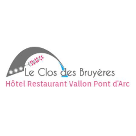 Hôtel Restaurant Le Clos Des Bruyeres Vallon Pont D'arc