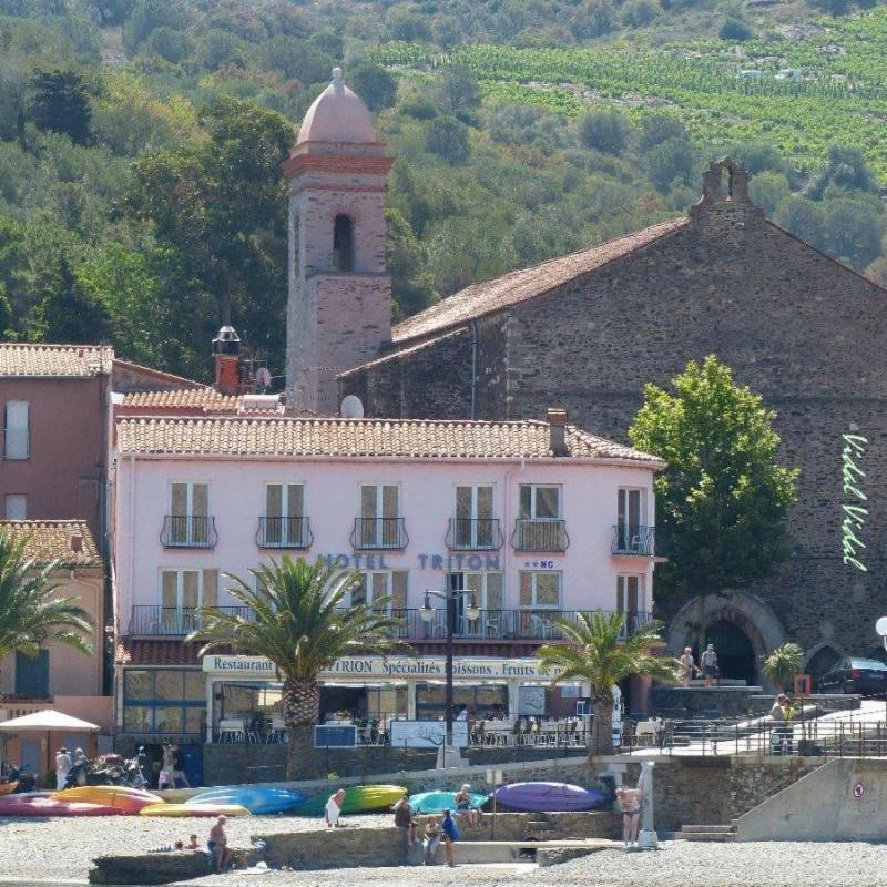 Hotel Triton Collioure