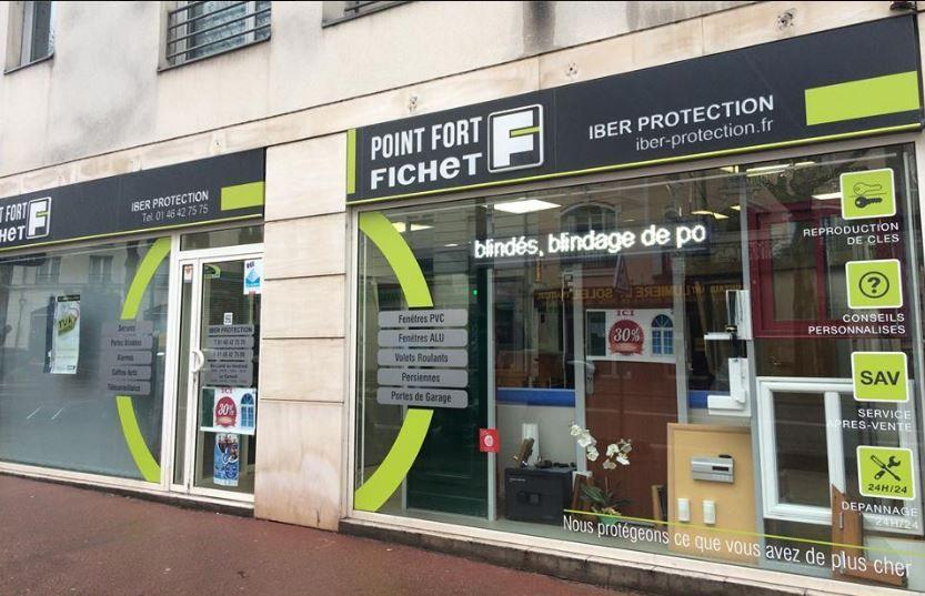 Point Fort Fichet Iber Protection Issy Les Moulineaux