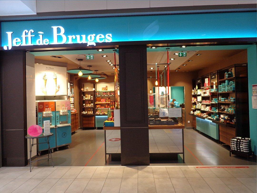 Jeff De Bruges Bourges