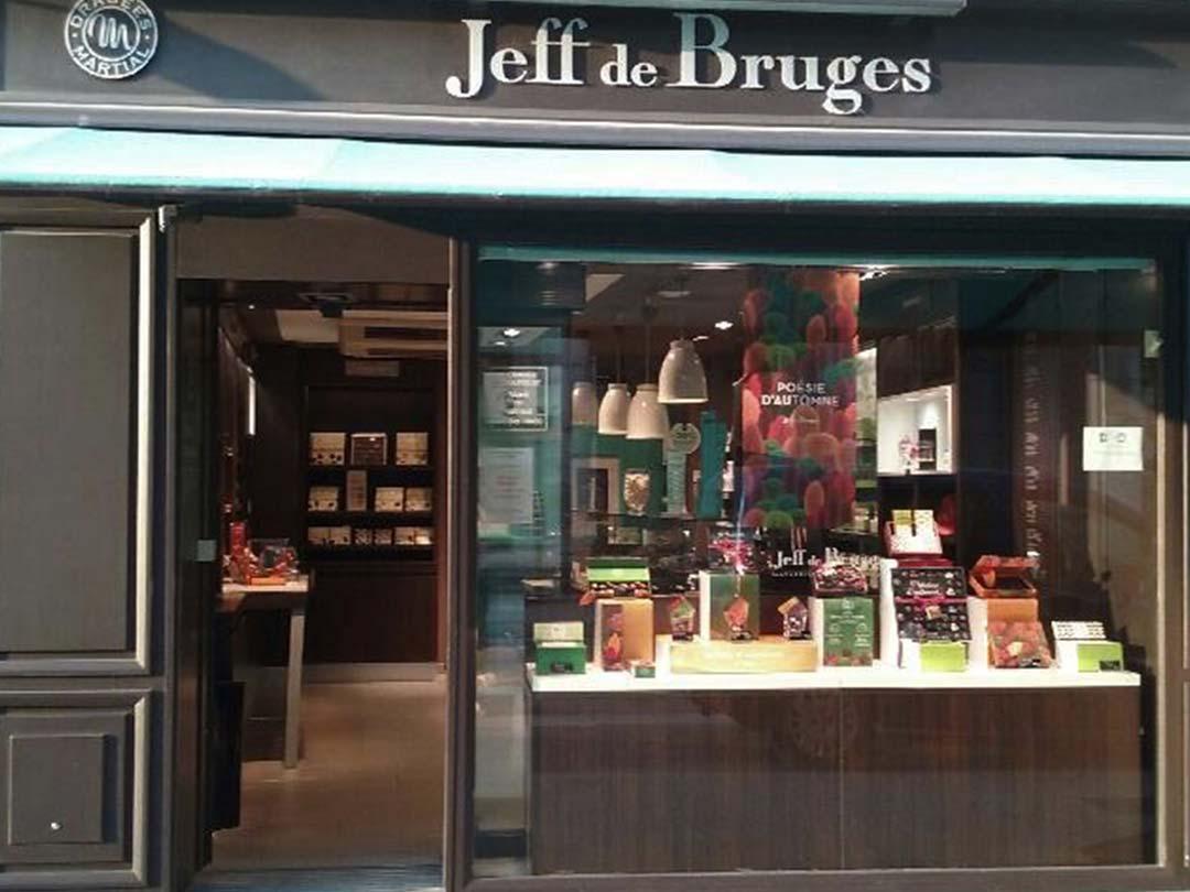 Jeff De Bruges Lons Le Saunier