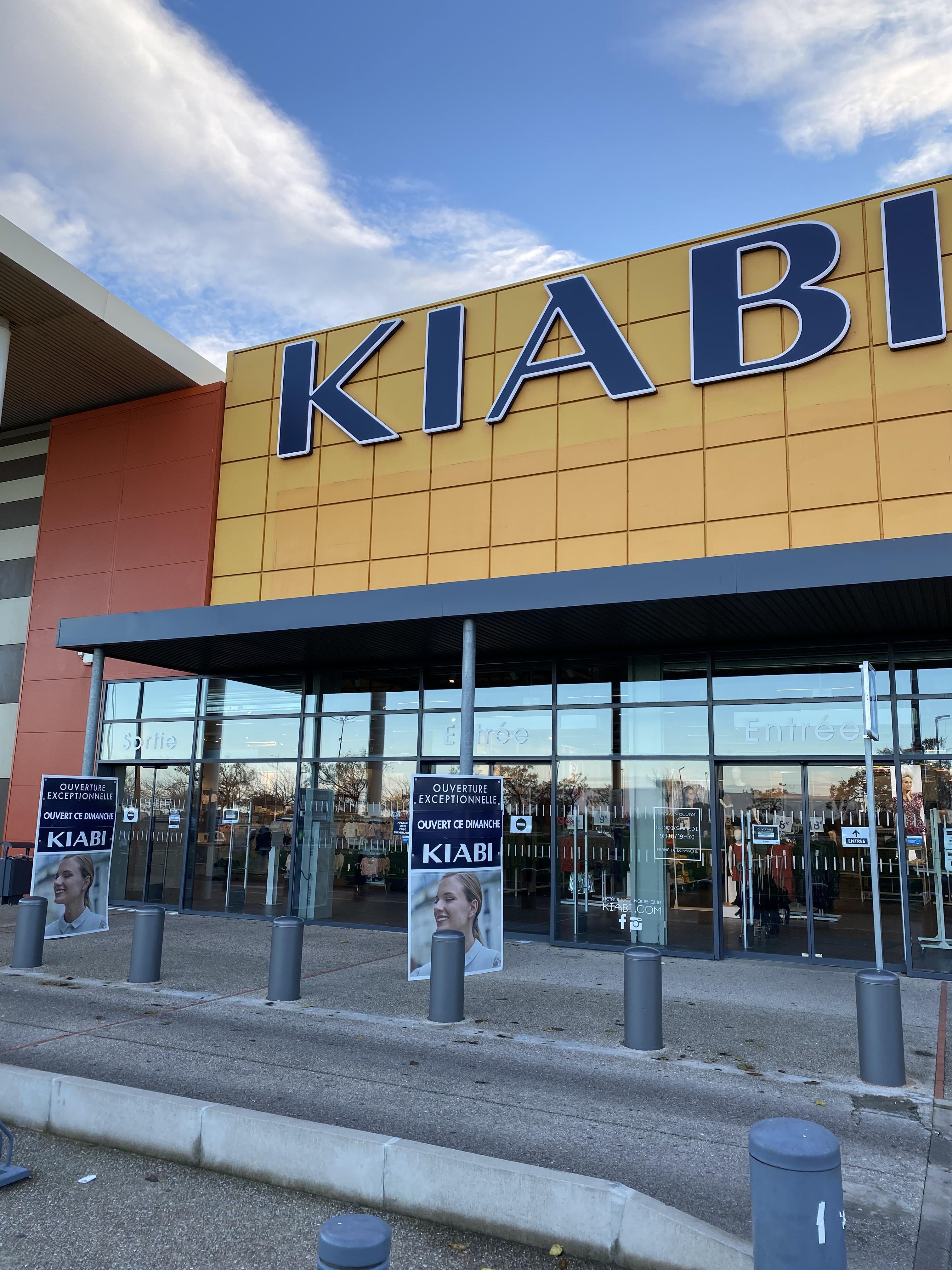 Kiabi Claira