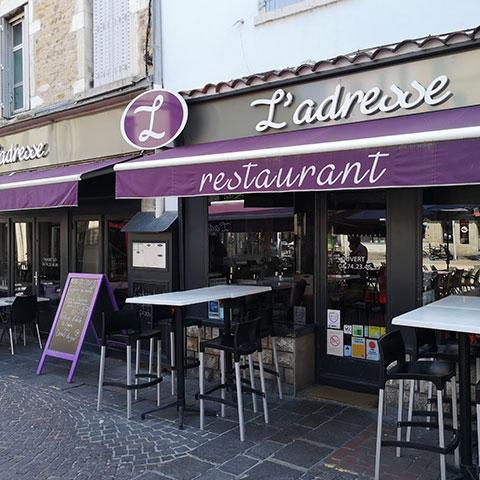 L ´adresse Restaurant  Bourg En Bresse