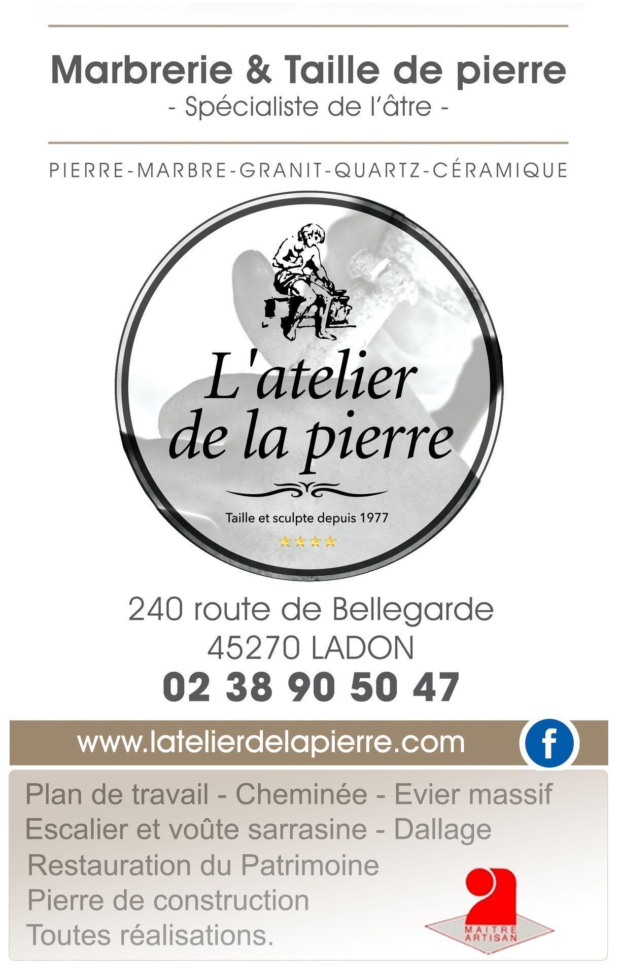 L'atelier De La Pierre Ladon