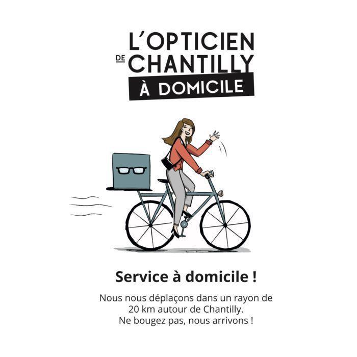 L'opticien De Chantilly Chantilly