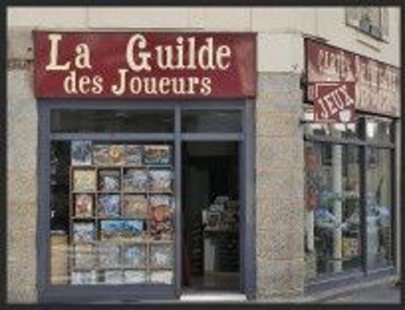 La Guilde Des Joueurs Angers