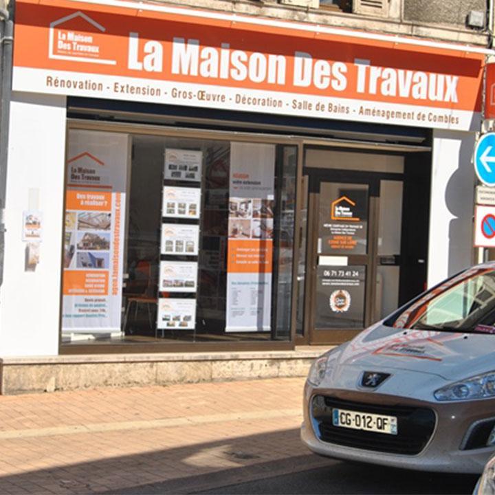 La Maison Des Travaux Cosne Cours Sur Loire