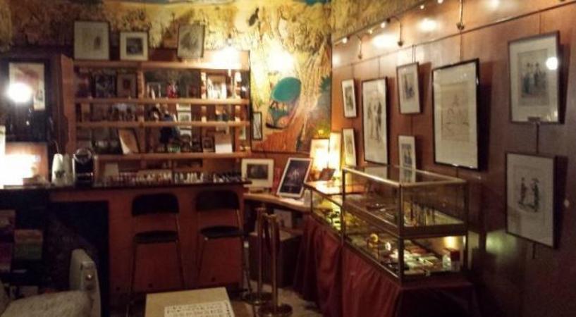 Le Musée Du Fumeur Paris