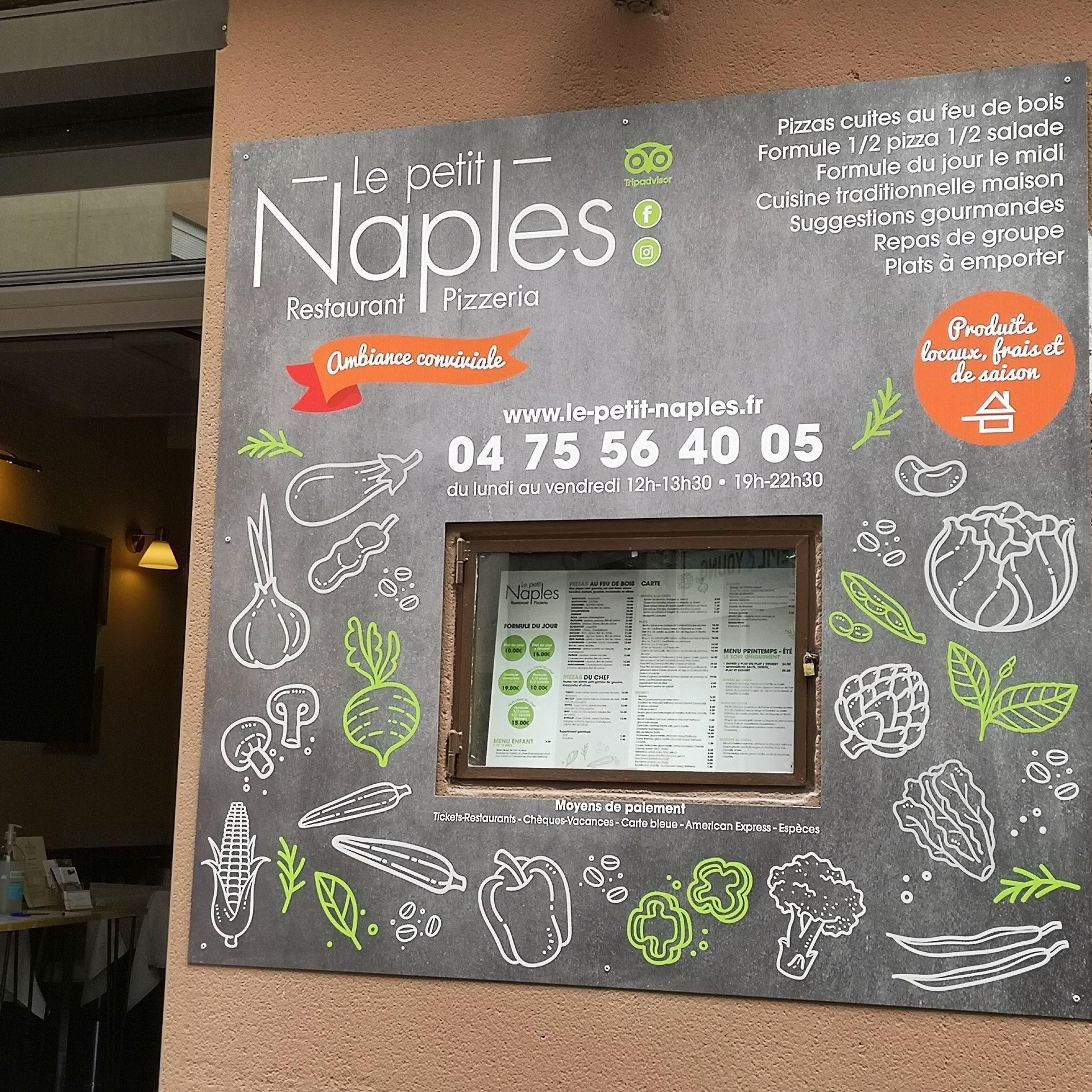 Le Petit Naples Valence