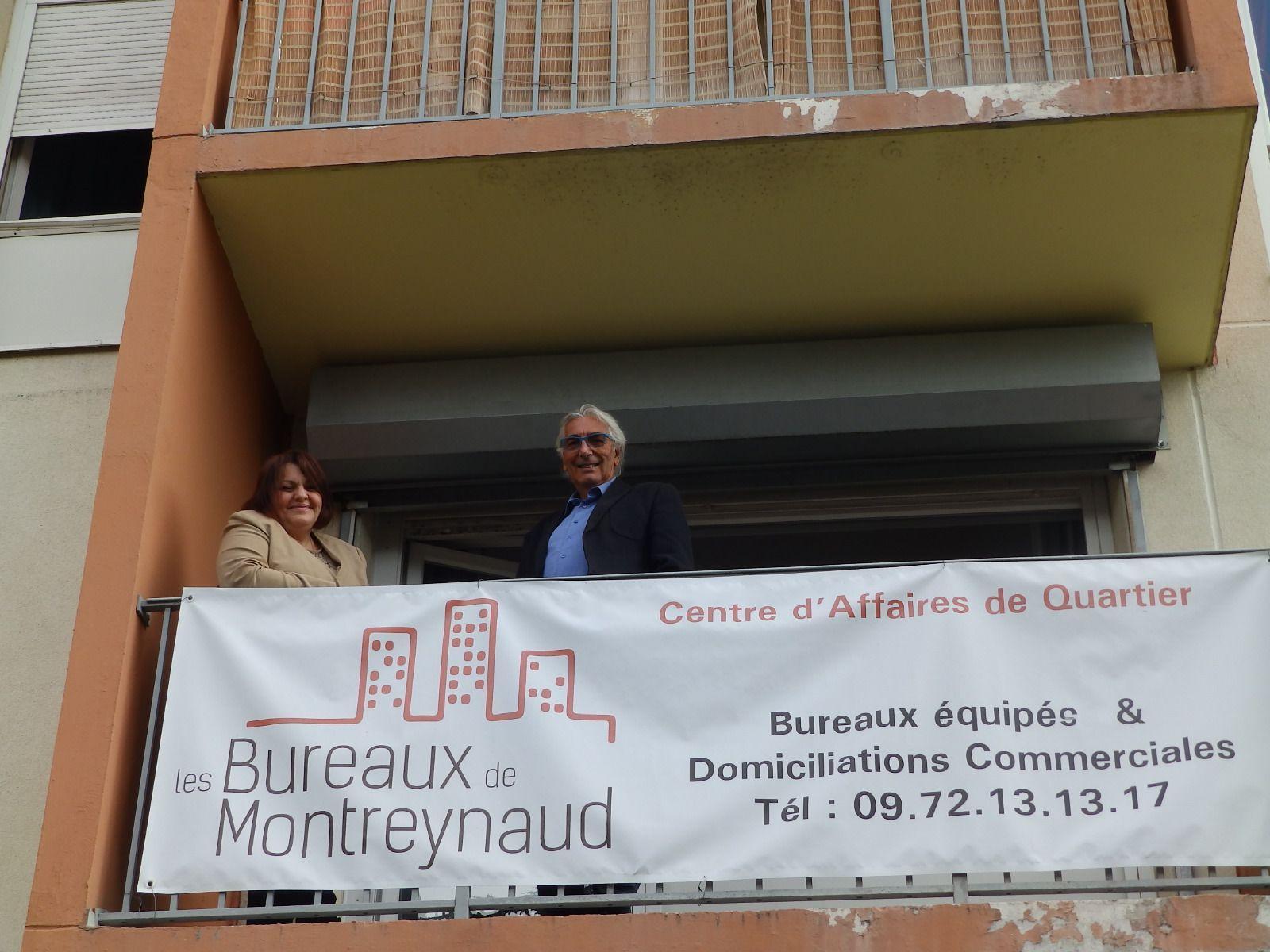 Les Bureaux De Montreynaud Saint Etienne