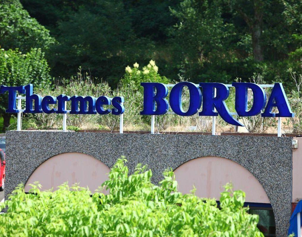 Les Terrasses De Borda Dax