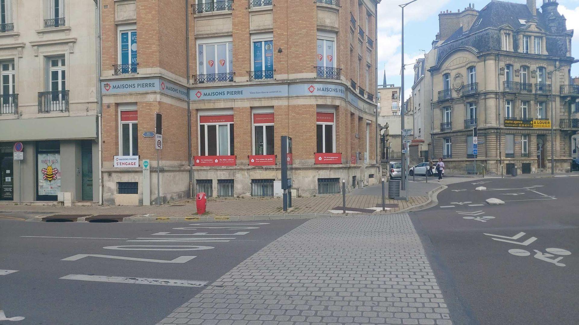 Maisons Pierre Reims