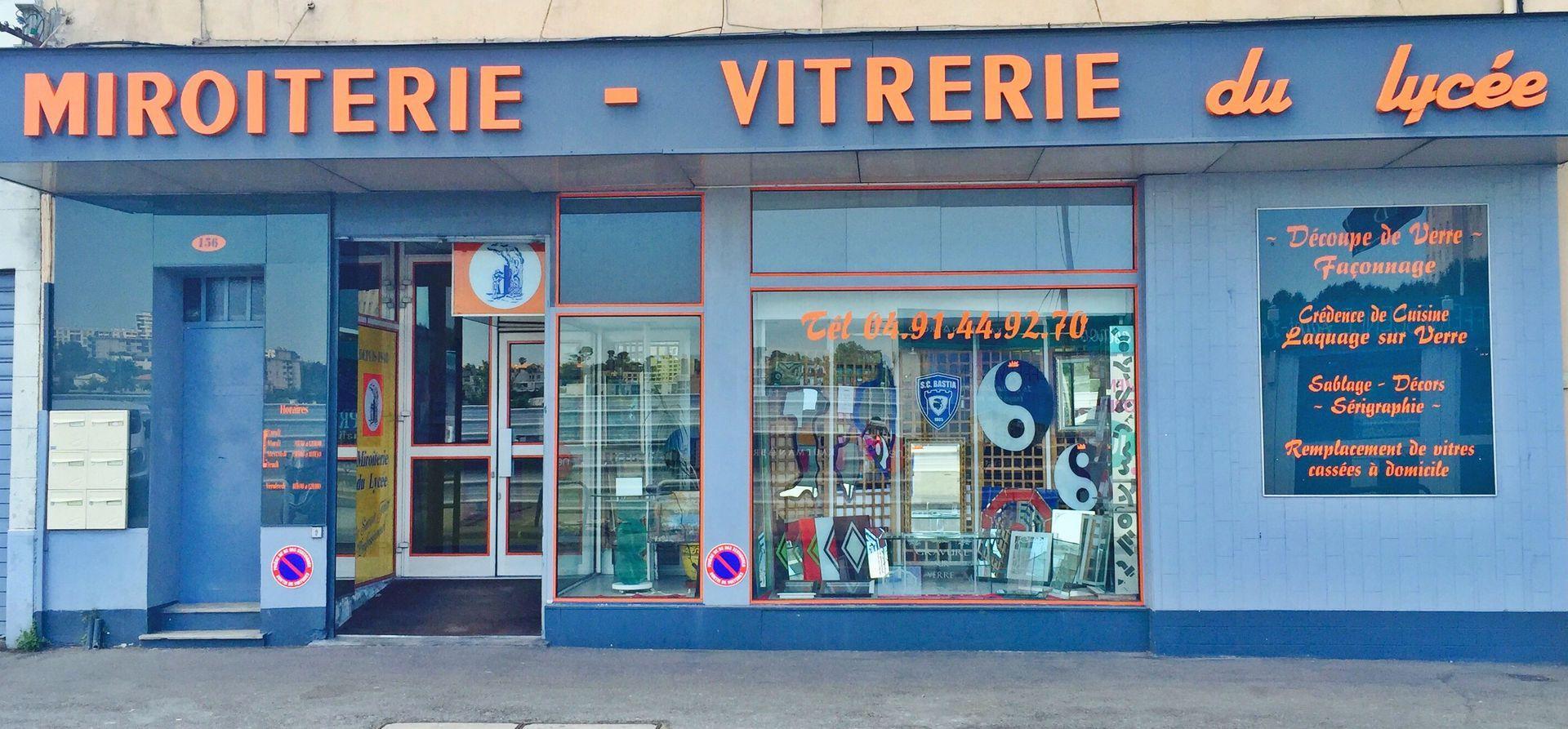 Miroiterie Vitrerie Du Lycée Marseille