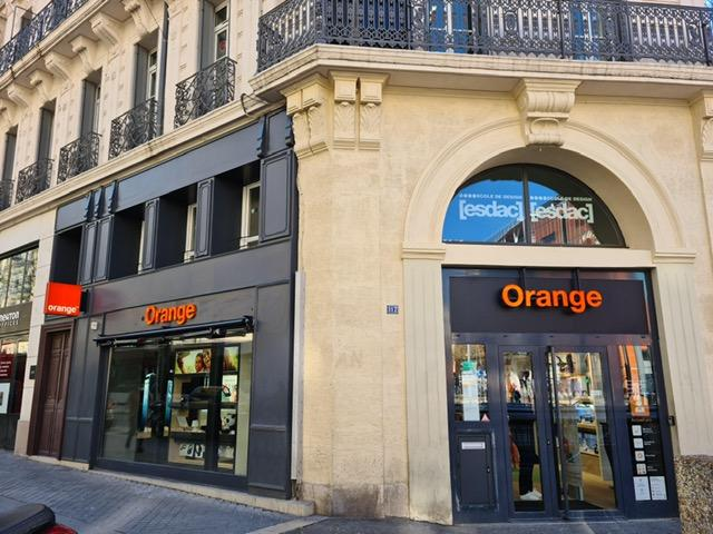 Orange Marseille