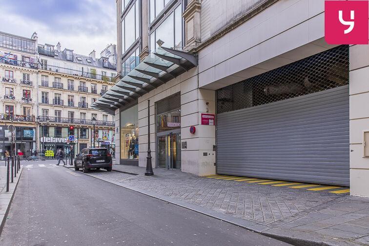 Yespark - Parking Hôtel De Ville - Rue De Rivoli - Paris 1 Paris