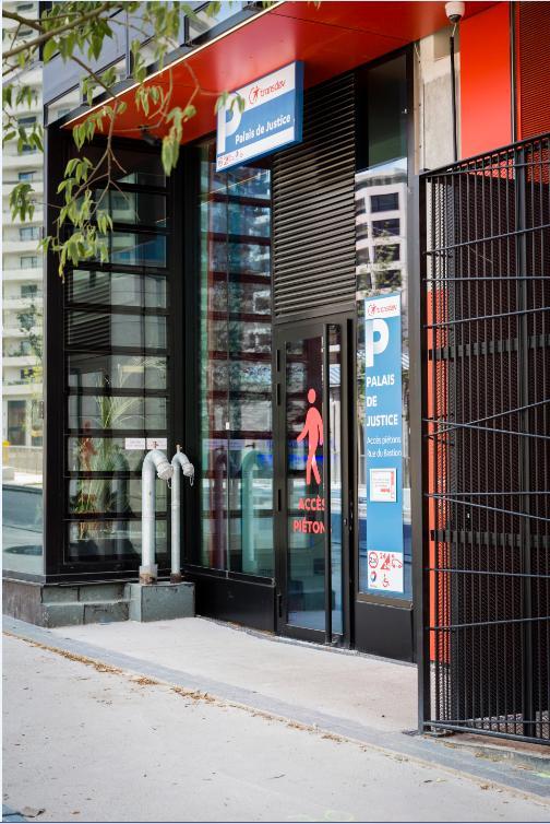 Parking Palais De Justice  - Porte De Clichy 75017 Paris