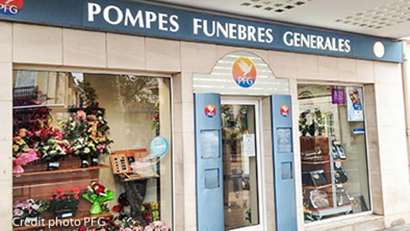 Pfg - Pompes Funèbres Générales Cahors