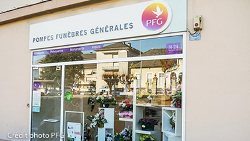 Pfg - Pompes Funèbres Générales Chambéry