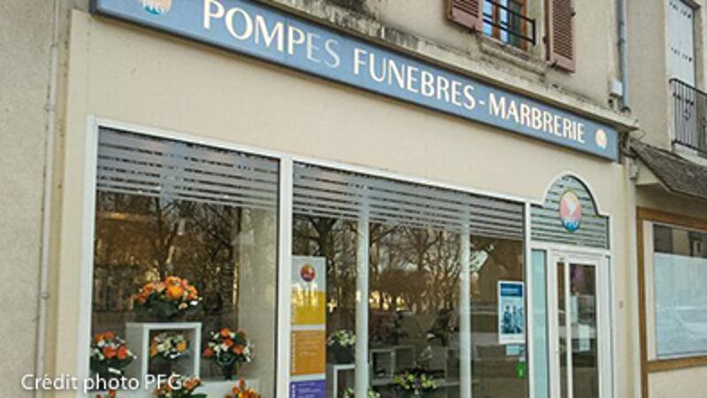 Pfg - Pompes Funèbres Générales Issoudun