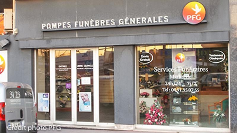 Pfg - Pompes Funèbres Générales Marseille