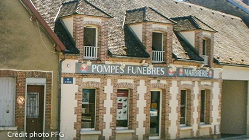 Pfg - Pompes Funèbres Générales Sézanne
