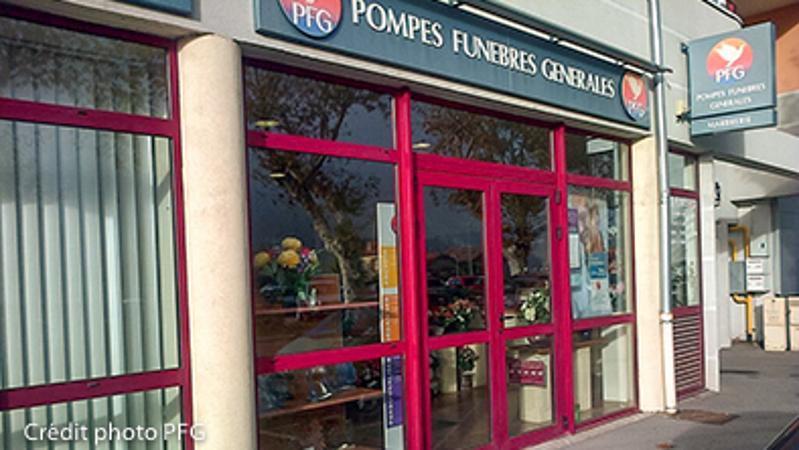 Pfg - Pompes Funèbres Générales Sisteron