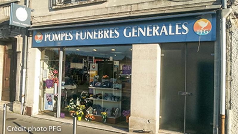 Pfg - Pompes Funèbres Générales Talence