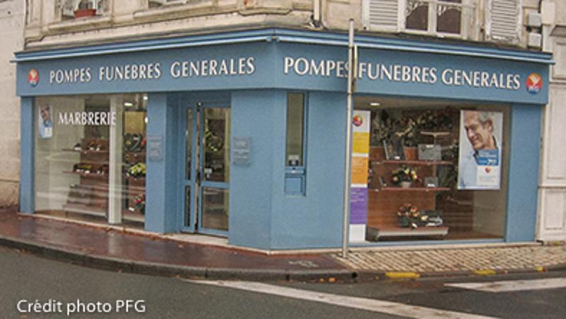 Pfg - Pompes Funèbres Générales Vendôme