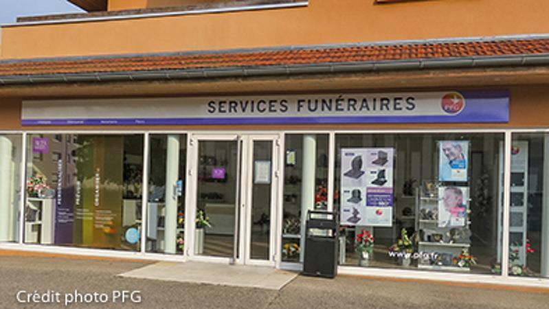 Pfg - Services Funéraires Bourg En Bresse