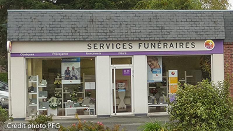 Pfg - Services Funéraires La Madeleine