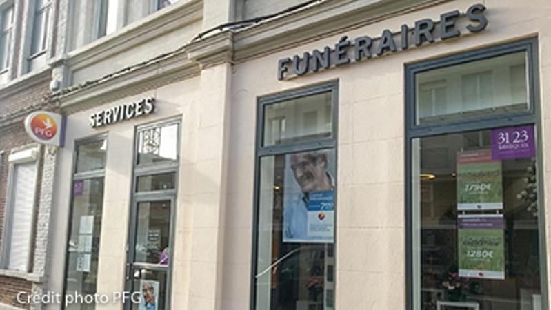 Pfg - Services Funéraires Lille
