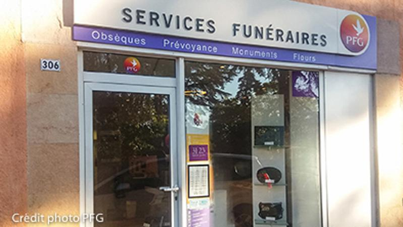 Pfg - Services Funéraires Manosque