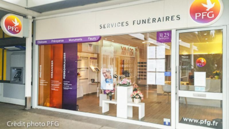 Pfg - Services Funéraires Marly Le Roi