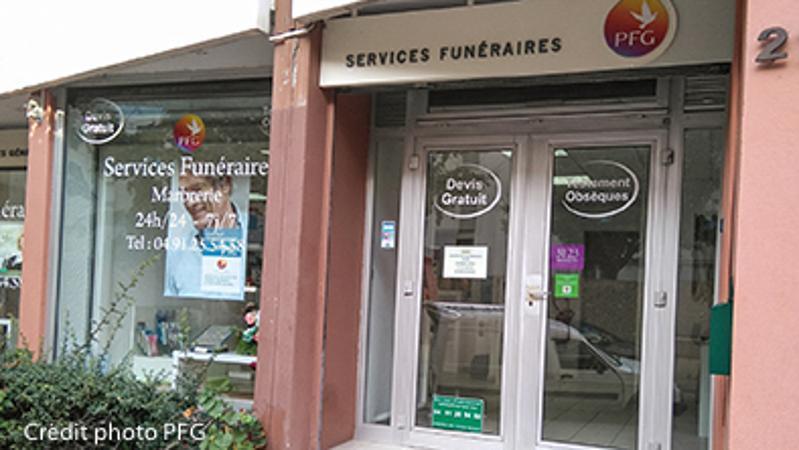 Pfg - Services Funéraires Marseille
