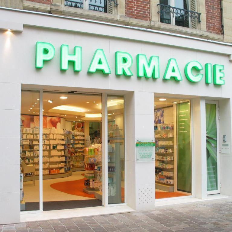 Pharmacie Bordeau Chartres