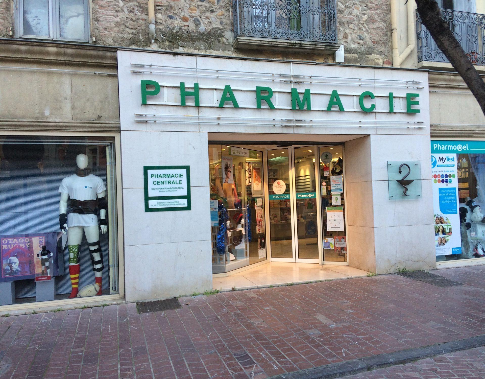 Pharmacie Centrale Rivesaltes