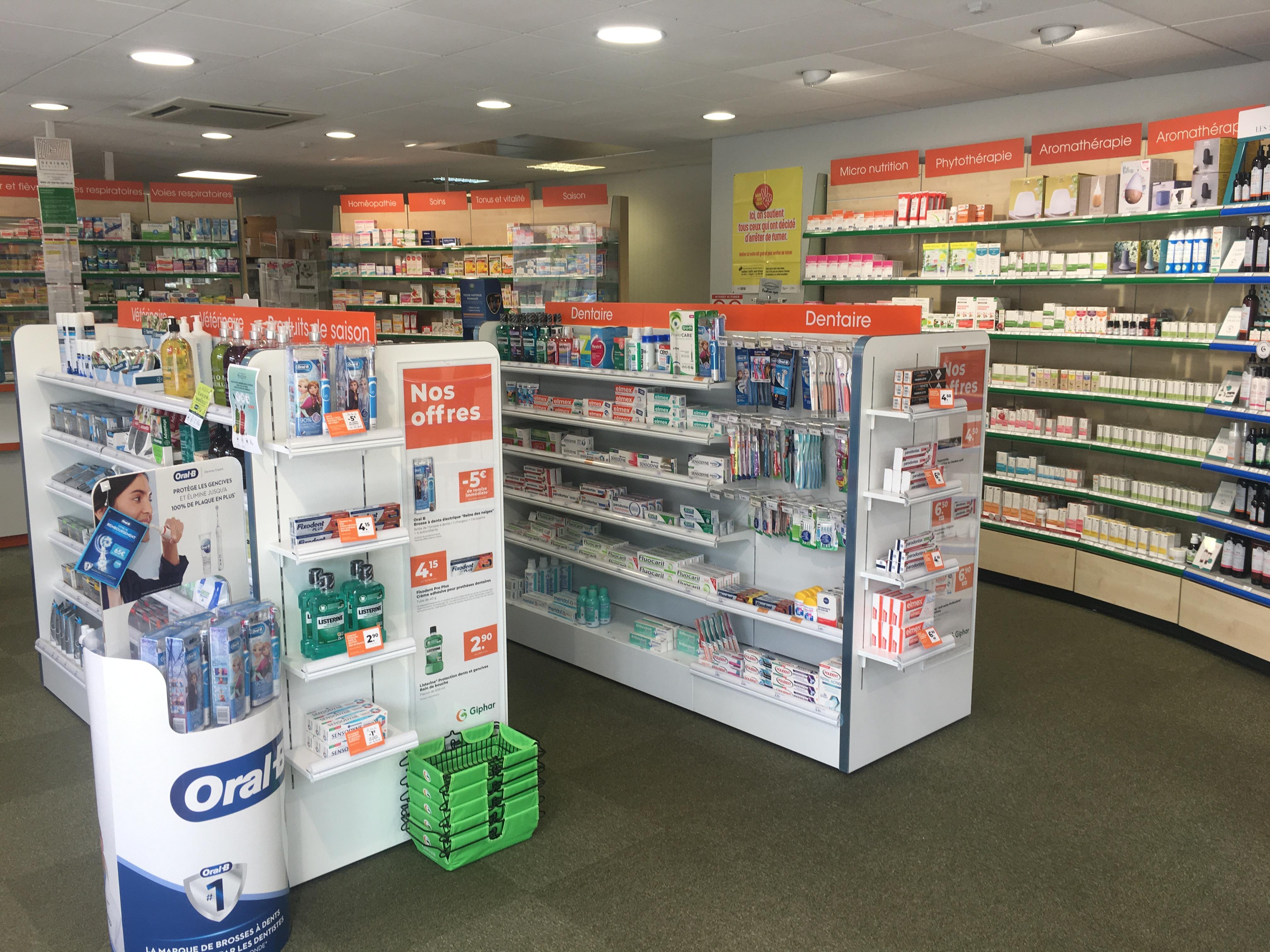 Pharmacie Chenoffe Neuillé Pont Pierre