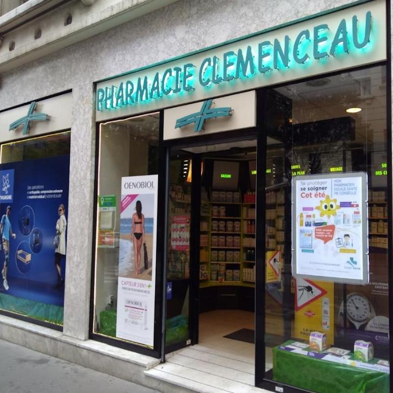 Pharmacie Clemenceau Vincennes