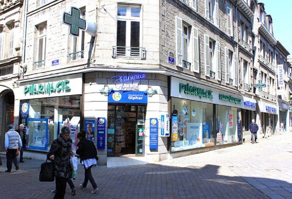 Pharmacie D'armor Saint Brieuc