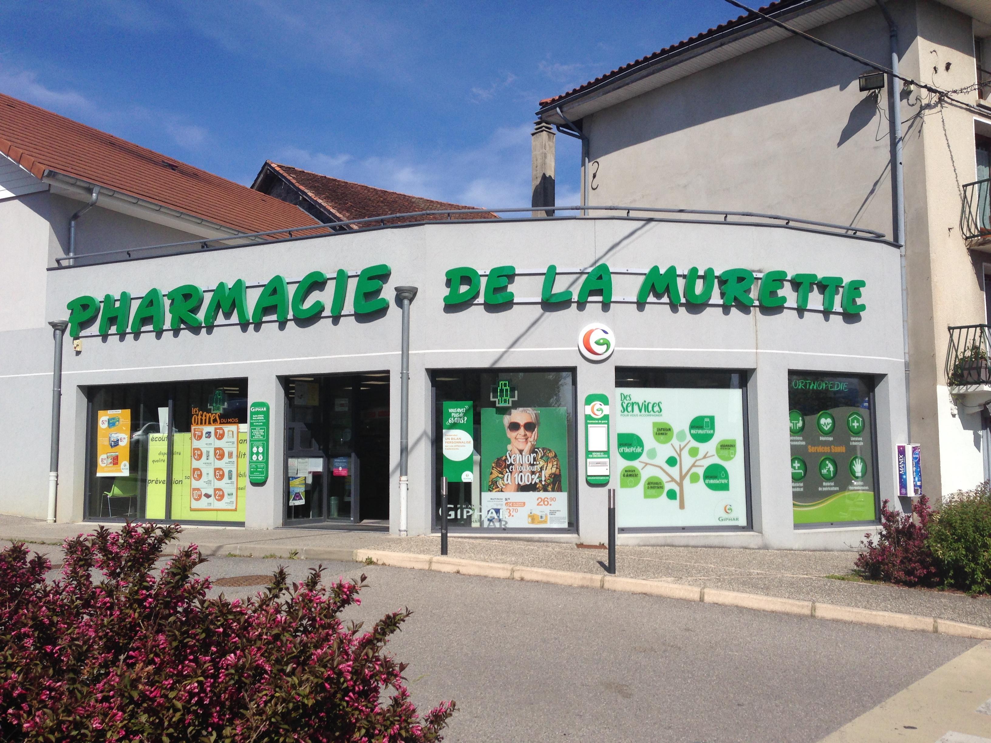 Pharmacie De La Murette La Murette