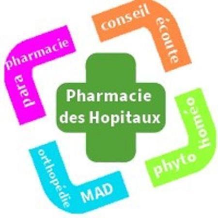 Pharmacie Des Hôpitaux Pharmacie Miapanian  Bron