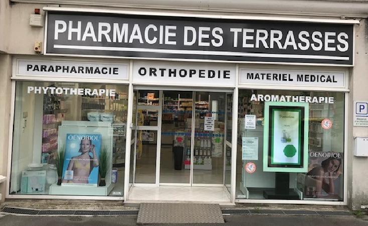 Pharmacie Des Terrasses Chennevières Sur Marne