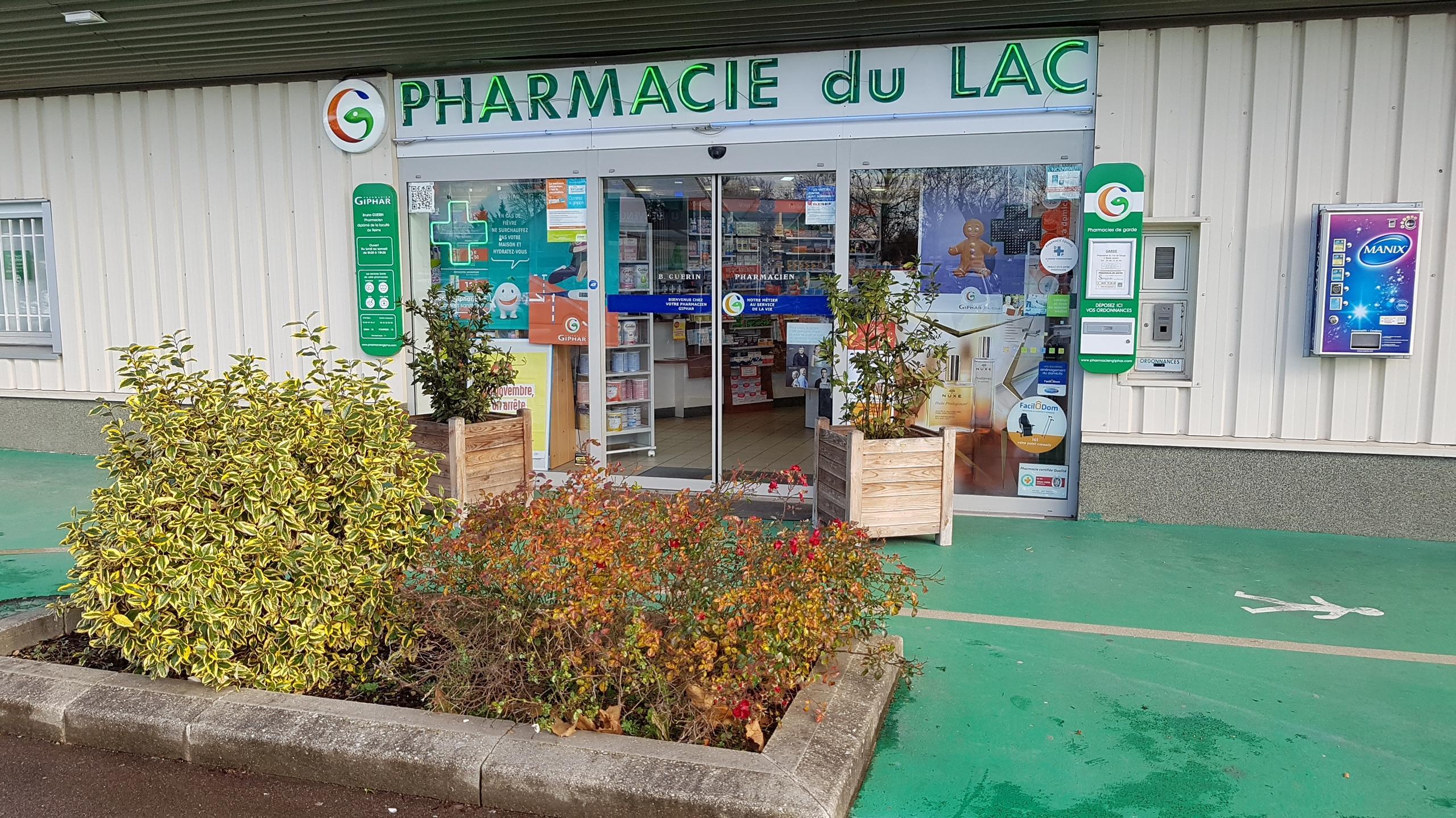 Pharmacie Du Lac Arc Sur Tille