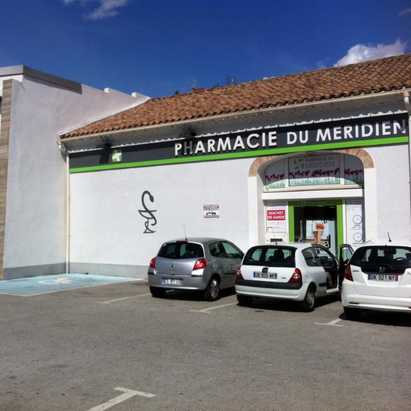 Pharmacie Du Méridien Carcassonne