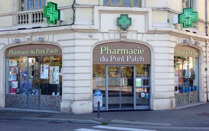 Pharmacie Du Pont Patch Epinal